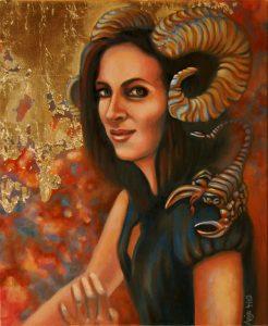 Portrait-the Scorpio-Anja Brinkmann