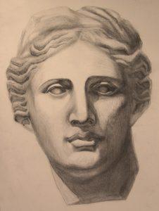 Kopf-Zeichnung-Anja Brinkmann