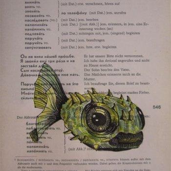 Zeichnungen-Augenfisch-Anja Brinkmann